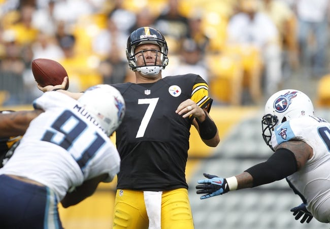 Titans vs. Steelers - 11/17/14 NFL Pick, Odds, and Prediction