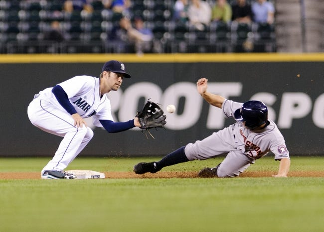 Seattle Mariners vs. Houston Astros MLB Pick, Odds, Prediction - 4/21/14