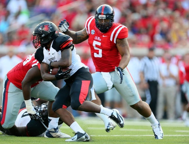 Ole Miss vs. Alabama 10/4/14 Free College Football Pick, Odds, and Prediction