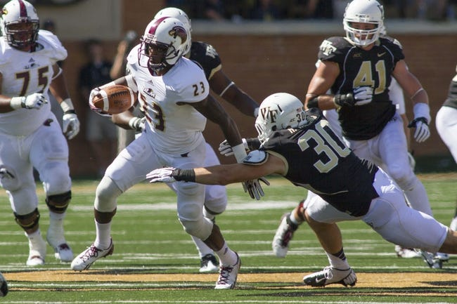 Louisiana-Monroe Warhawks vs. Wake Forest Demon Deacons Pick-Odds-Prediction - 8/28/14