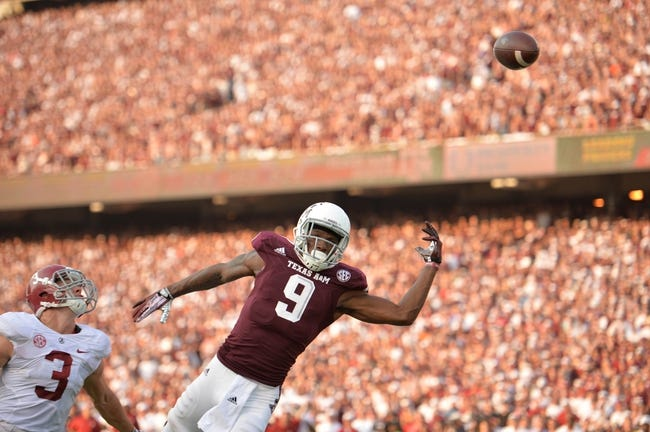 Texas A&M vs. Arizona State - 9/5/15 College Football Pick, Odds, and Prediction
