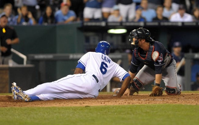 Cleveland Indians vs. Kansas City Royals MLB Pick, Odds, Prediction - 4/22/14