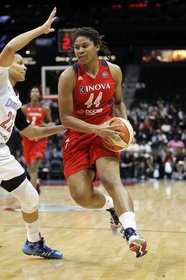 Connecticut Sun vs. Washington Mystics - 8/9/15 WNBA Pick, Odds, and Prediction