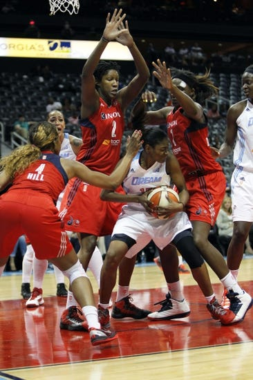 Washington Mystics vs. Seattle Storm - 8/30/15 WNBA Pick, Odds, and Prediction