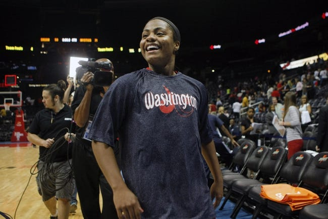 Tulsa Shock vs. Washington Mystics - 6/19/15 WNBA Pick, Odds, and Prediction