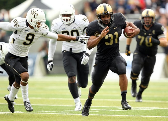 Wake Forest Demon Deacons vs. Army Black Knights Pick-Odds-Prediction 9/20/14