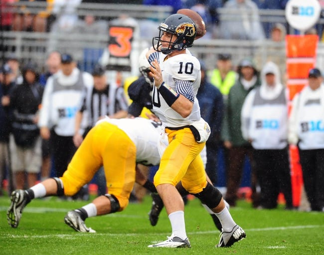 Kent State Golden Flashes vs. Toledo Rockets - 11/4/14 College Football Pick, Odds, and Prediction