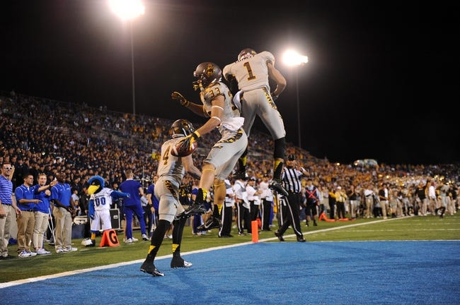 College Football Preview: The 2015 Wyoming Cowboys