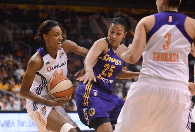 Washington Mystics vs. Indiana Fever - 6/20/15 WNBA Pick, Odds, and Prediction