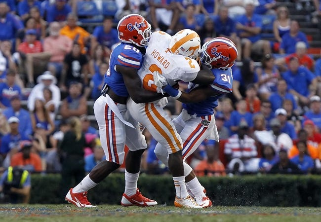 Florida Gators at Tennessee Volunteers - 10/4/14 CFB Pick, Odds, Prediction