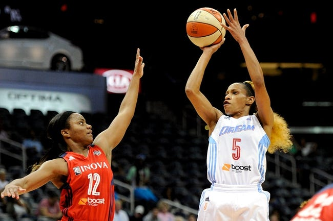 Phoenix Mercury vs. Washington Mystics - 8/28/15 WNBA Pick, Odds, and Prediction