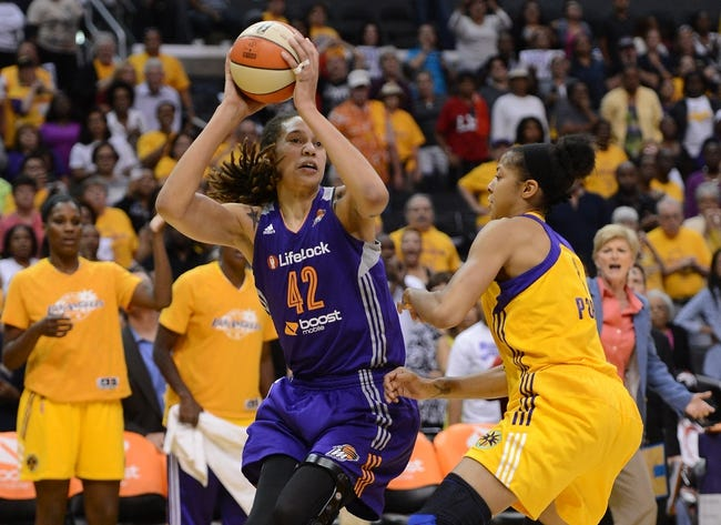 Seattle Storm vs. Los Angeles Sparks - 8/11/15 WNBA Pick, Odds, and Prediction