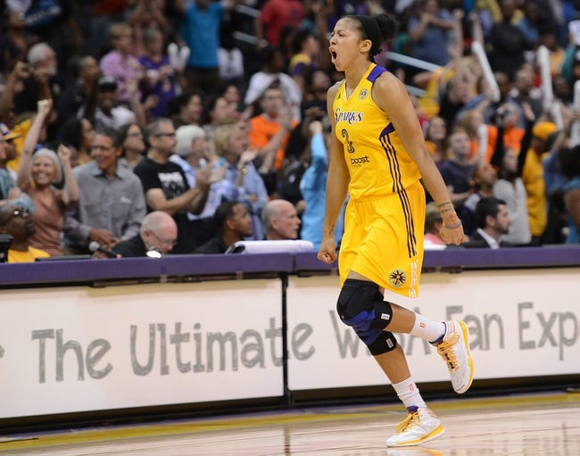 Los Angeles Sparks vs. Indiana Fever WNBA Pick, Odds, Prediction - 7/15/14