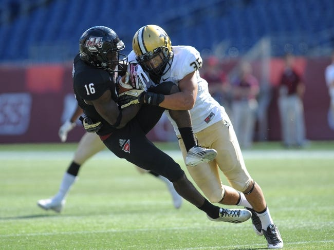 Vanderbilt Commodores vs. Massachusetts Minutemen 9/13/14 College Football Pick and Odds