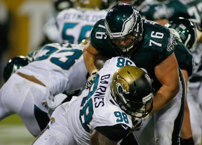 Philadelphia Eagles vs. Jacksonville Jaguars - 9/7/14 NFL Pick and Odds