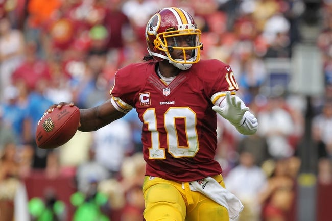 Lions vs. Redskins - 8/20/15 NFL Pick, Odds, and Prediction