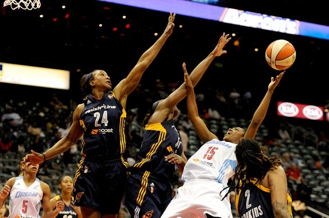 Indiana Fever vs. Connecticut Sun - 7/18/15 WNBA Pick, Odds, and Prediction