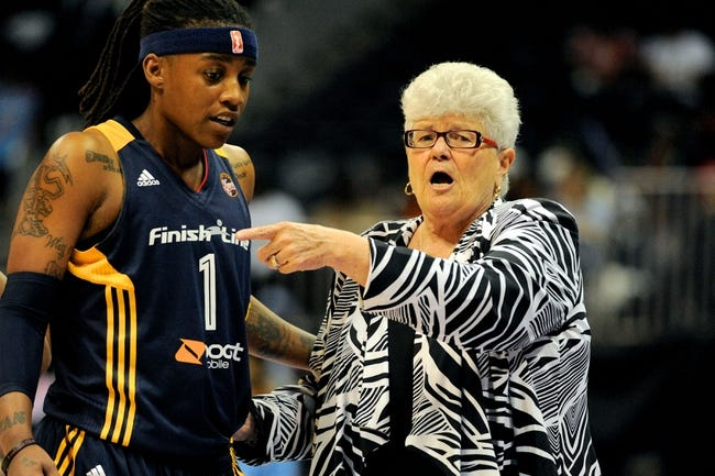 Connecticut Sun vs. Indiana Fever WNBA Pick, Odds, Prediction - 5/29/14