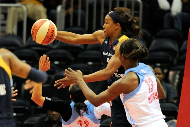 Connecticut Sun vs. Indiana Fever - 9/1/15 WNBA Pick, Odds, and Prediction