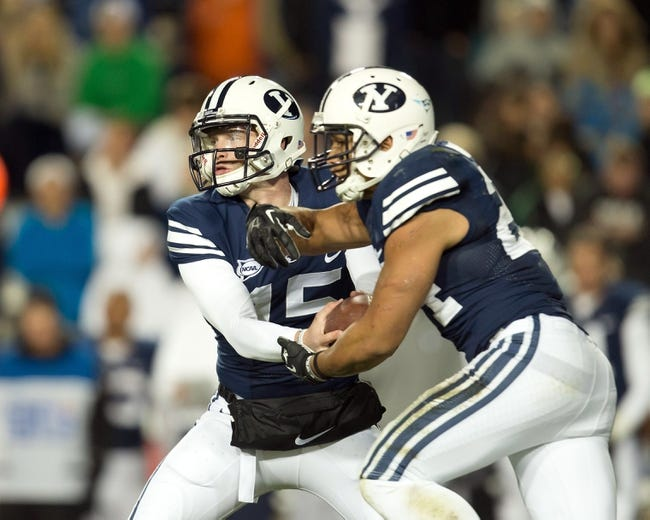 CFB | BYU Cougars (4-4) at Middle Tennessee Blue Raiders (5-3)