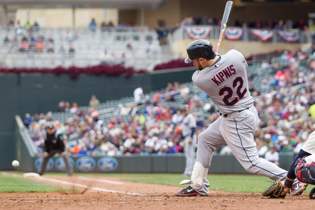Cleveland Indians vs. Minnesota Twins Pick-Odds-Prediction - 4/4/14