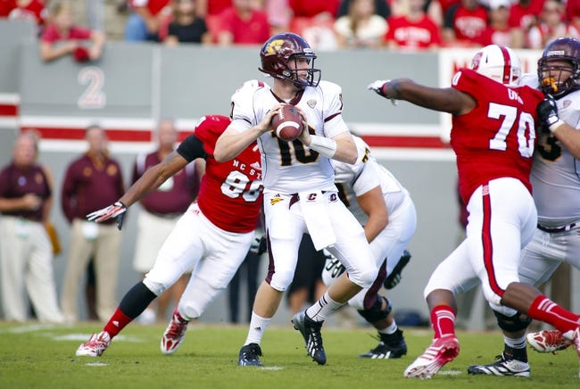 College Football Preview: The 2015 Central Michigan Chippewas