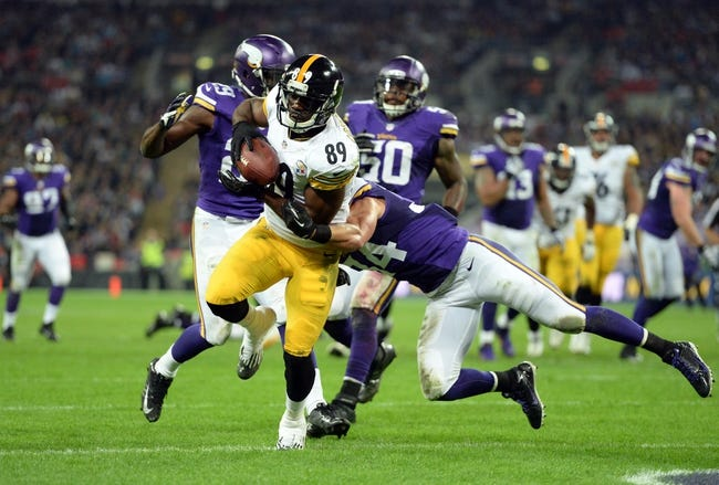 Vikings vs. Steelers - 8/9/15 NFL Hall of Fame Pick, Odds, and Prediction