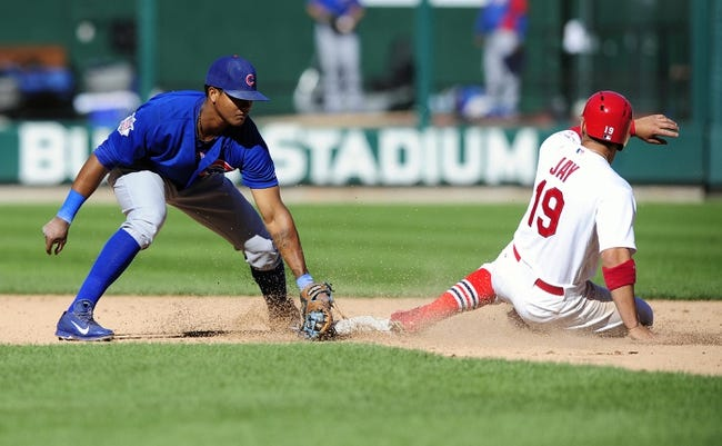 St. Louis Cardinals vs. Chicago Cubs - 4/12/14