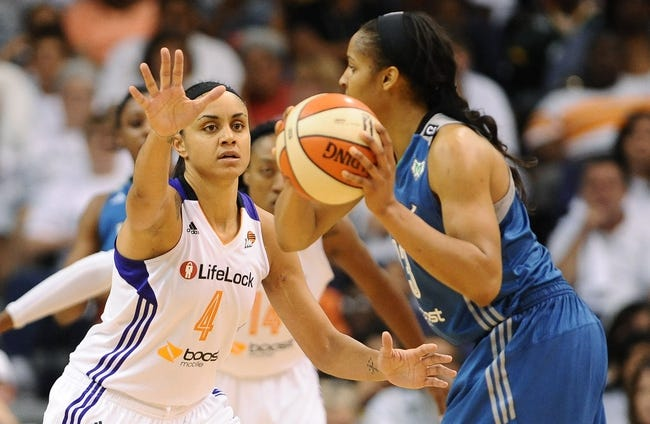 Minnesota Lynx vs. Phoenix Mercury WNBA Pick, Odds, Prediction - 8/29/14