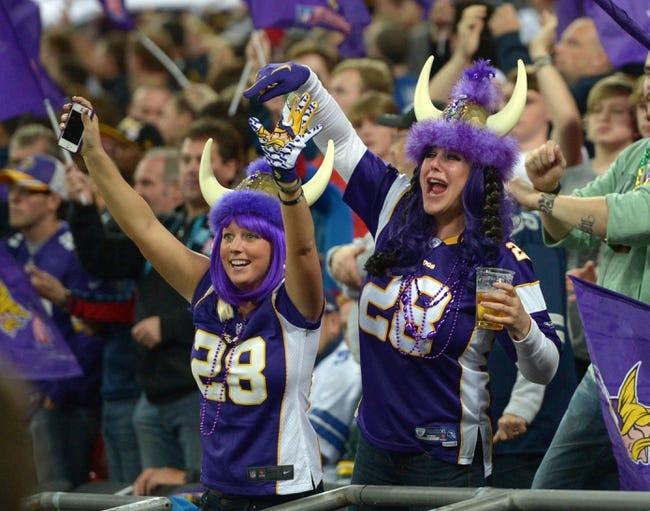 NFL Update: The Minnesota Vikings 2014 Schedule and Status Report Post-2014 NFL Draft