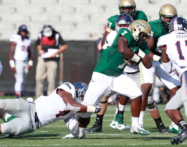 Florida Atlantic Owls vs. UAB Blazers - 11/1/14 College Football Pick, Odds, and Prediction