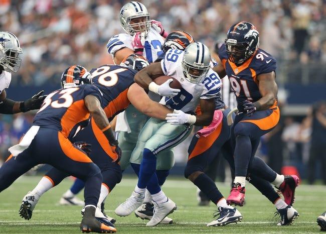 Dallas Cowboys vs. Denver Broncos Free Pick, Odds, Prediction 8/28/14