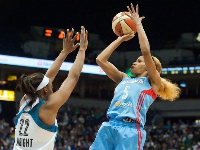 Tulsa Shock vs. Connecticut Sun - 8/12/15 WNBA Pick, Odds, and Prediction