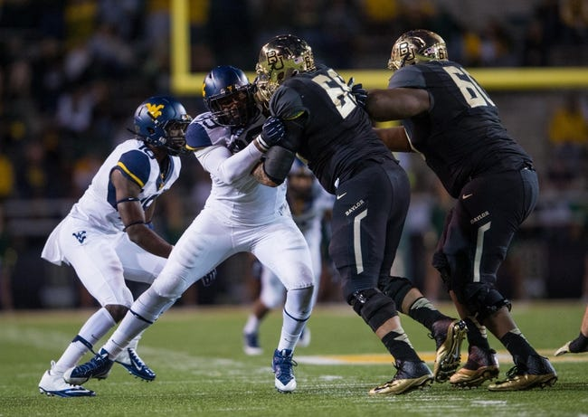 West Virginia Mountaineers vs. Baylor Bears - 10/18/14 CFB Pick, Odds, Prediction