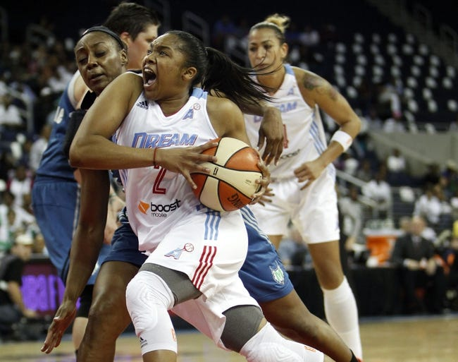 San Antonio Stars vs. Connecticut Sun - 8/4/15 WNBA Pick, Odds, and Prediction