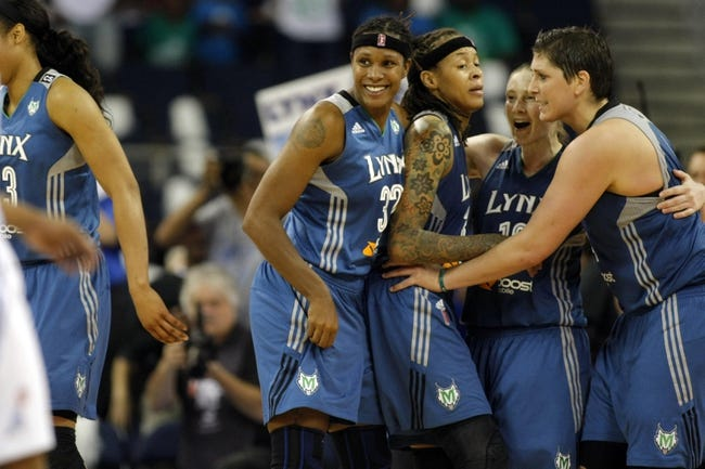 Phoenix Mercury vs. Minnesota Lynx - 6/27/15 WNBA Pick, Odds, and Prediction