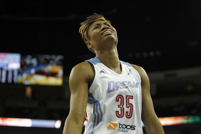 Chicago Sky vs. Atlanta Dream - 6/19/15 WNBA Pick, Odds, and Prediction