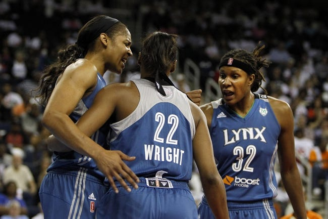 Minnesota Lynx vs. Washington Mystics WNBA Pick, Odds, Prediction - 5/16/14