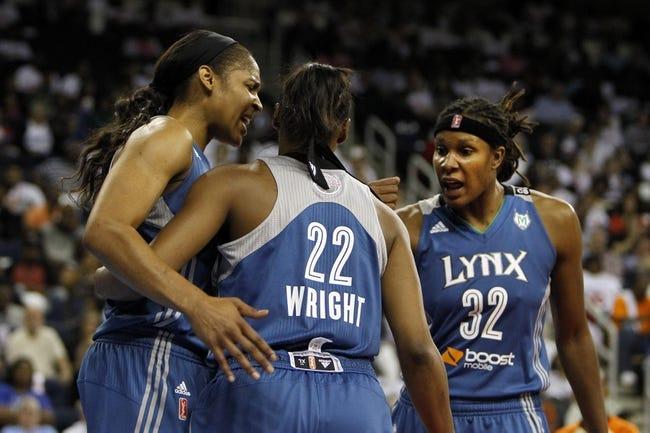 Los Angeles Sparks vs. Minnesota Lynx WNBA Pick, Odds, Prediction - 7/8/14