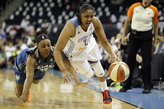 Indiana Fever vs. Connecticut Sun - 7/28/15 WNBA Pick, Odds, and Prediction