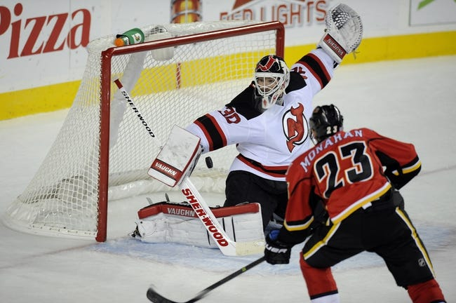 New Jersey Devils vs. Calgary Flames Pick-Odds-Prediction - 4/7/14