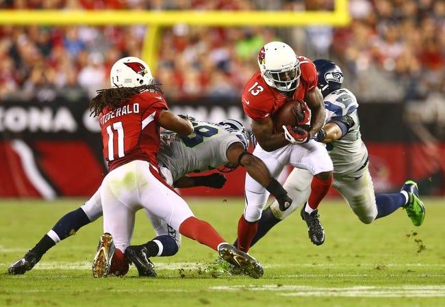 Fantasy Football 2014: Seahawks at Cardinals 12/21/14 Week 16 Preview
