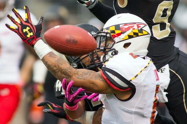 South Florida Bulls vs. Maryland Terrapins Pick-Odds-Prediction - 9/6/14