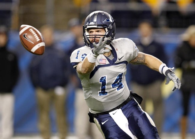 Old Dominion Monarchs vs. Eastern Michigan Eagles Pick-Odds-Prediction - 9/13/14