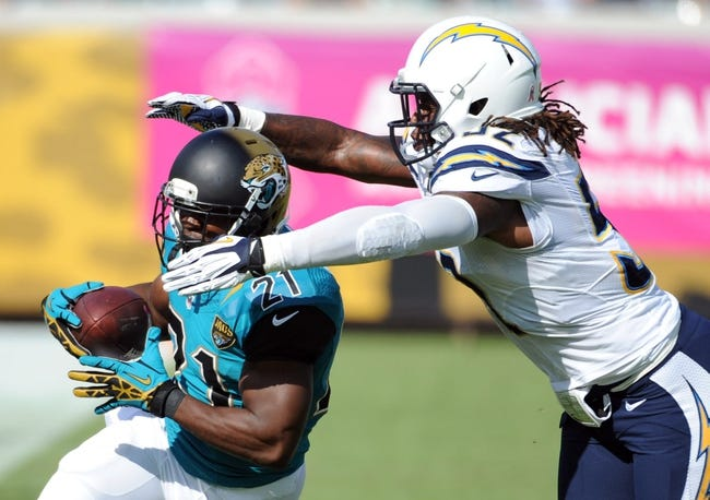 NFL | Jacksonville Jaguars (0-3) at San Diego Chargers (2-1)
