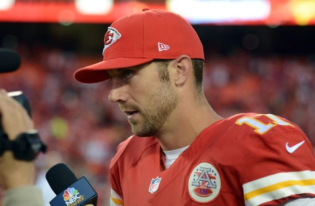 Kansas City Chiefs at Houston Texans- 9/13/15 NFL Pick, Odds, and Prediction