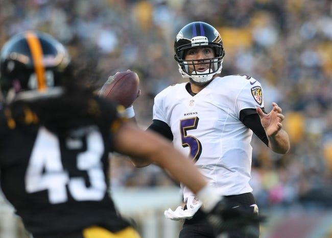 Fantasy Football 2014: Steelers at Ravens 9/11/14 Week 2 Preview