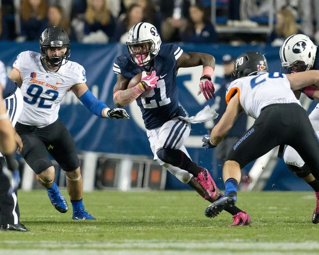 BYU at Boise State - 10/24/14 CFB Pick, Odds, Prediction