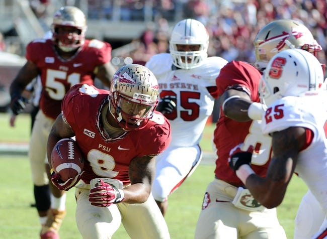 Florida State Seminoles at North Carolina State Wolfpack CFB Pick, Odds, Prediction - 9/27/14