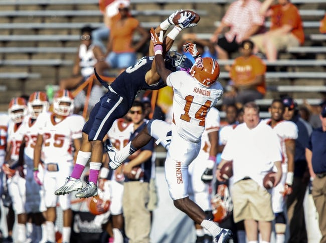 CFB | Texas El Paso Miners (5-4) at Rice Owls (6-4)
